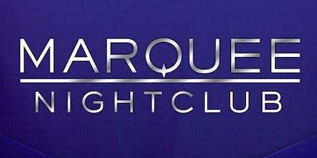 Marquee Nightclub Takeover Fridays tickets