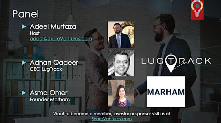 ShareVentures Startup Journey image