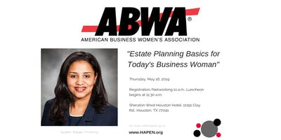 Houston Area Professional Express Network - May Luncheon