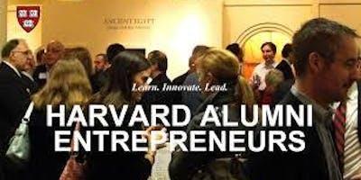 Harvard Alumni Entrepreneurs & Business Arsenal Inc. May Networking Event