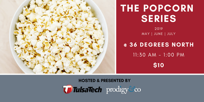 Logo & Packaging Design for Startups  | The Popcorn Series