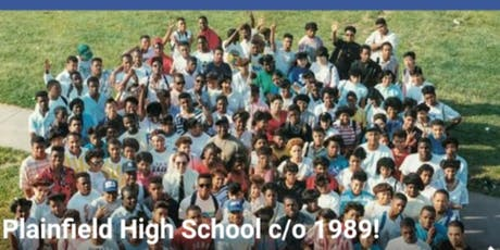 """PHS Class of 1989 """"Thirty"""" Year Class Reunion! """"Saving the Best for Last"""" tickets"""