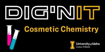 2019 Dig'nIT Girls Cosmetic Chemistry Camp