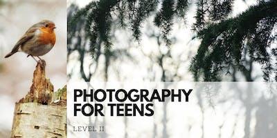 Photography For Teens Level II