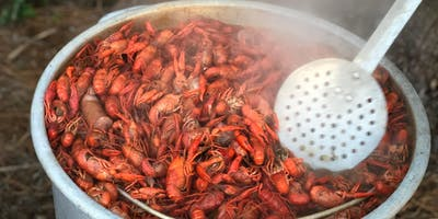 Crawfish Boil and Zydeco
