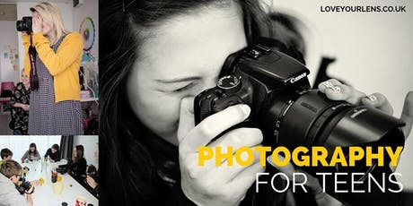 Photography For Teens Level I tickets
