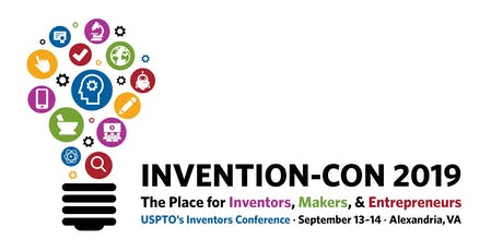 Invention-Con 2019 tickets