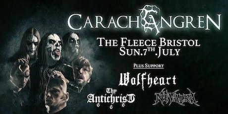 Carach Angren / Wolfheart / Thy Antichrist / Nevalra tickets