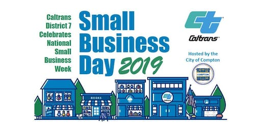 Caltrans District 7 Small Business Day 2019