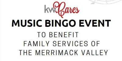 KW Cares 2nd Annual Music Bingo to Benefit Family Service of MMV