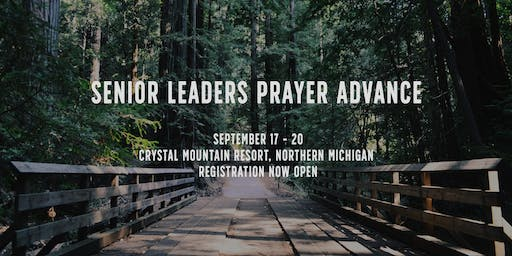 SENIOR LEADERS PRAYER ADVANCE 2019