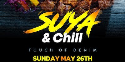 Suya & Chill ( Memorial Day Weekend ) Day Party