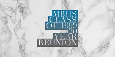 Morro Bay High School Class of 1999 Twenty Year Reunion