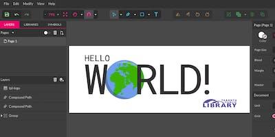 Gravit Designer: An Intro to Vector Graphics! (13+)