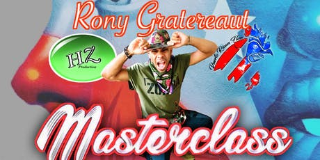 Rony Gratereaut Zj in Philadelphia tickets