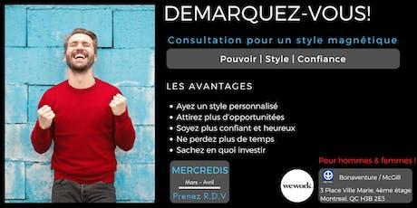 DÉMARQUEZ-VOUS! - Rencontre exceptionnelle tickets