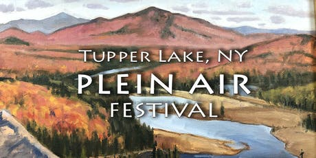 Tupper Lake Plein Air Festival tickets