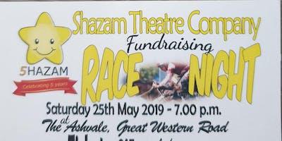 Shazam Race Night