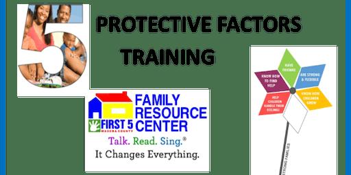 5 PROTECTIVE FACTORS TRAINING PART II