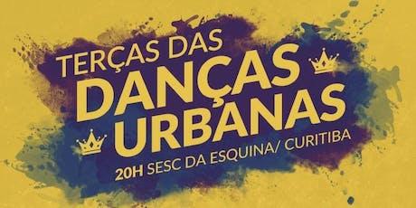TERÇAS DAS DANÇAS URBANAS - FB DANCE COMPANY ingressos