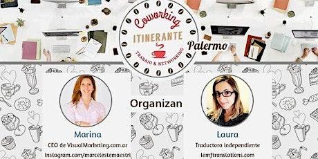 Coworking Itinerante. Palermo entradas