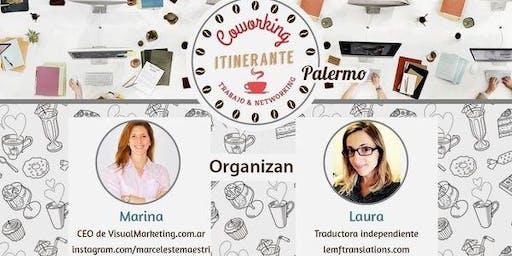 Coworking Itinerante. Palermo
