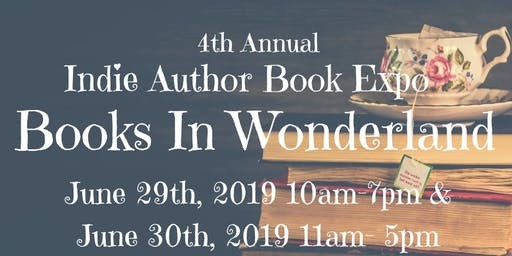 4th Annual Indie Author Book Expo