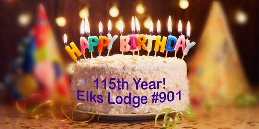 Petaluma Elks Lodge #901 Birthday Bash & Annual BBQ Picnic