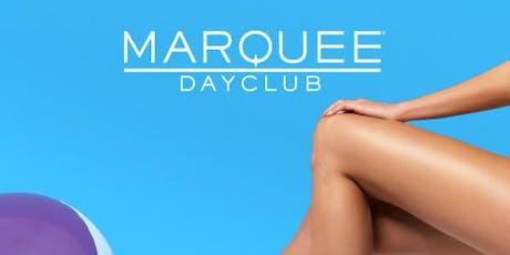 Marquee Dayclub Takeover Saturdays tickets