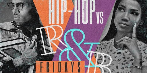Friday Nights RB Vs Hip Hop At SMG Epicentre Uptown Free RSVP
