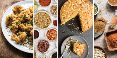 The Spice Kitchen: An Introduction to the Art of Cooking with Spices