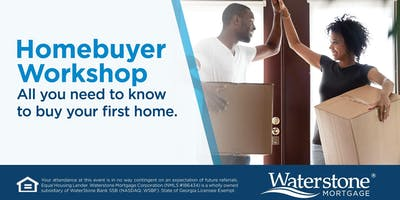 Homebuyer Workshop!
