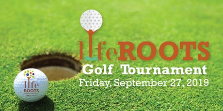 LifeROOTS Golf Tournament tickets