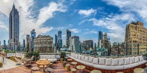 MONARCH ROOFTOP incredible rooftop with a view on Empire State Building- Fri&Sat