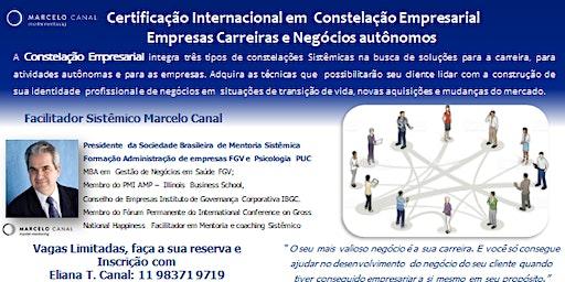 CERTIFICAÇÃO INTERNACIONAL EM CONSTELAÇÃO ORGANIZACIONAL EMPRESARIAL SISTÊMICA