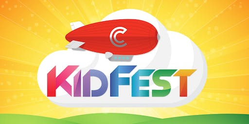 2019 Large Event Volunteers- KidFest