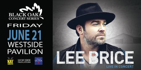 LEE BRICE special guest Tyler Farr tickets
