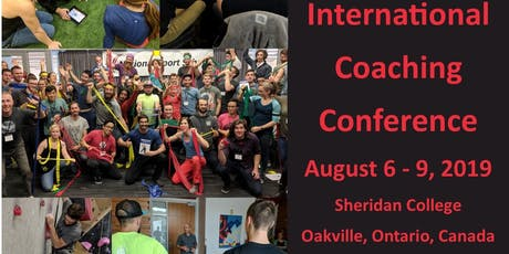 International Coaching Conference tickets