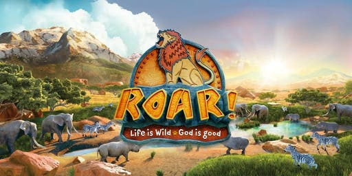 Vacation Bible Camp: Roar!