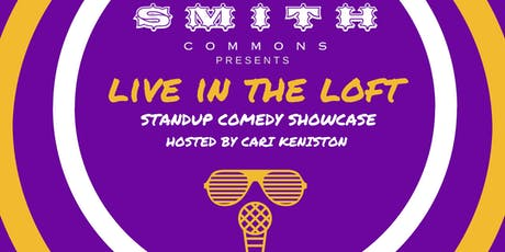 Live In The Loft at Smith Commons tickets