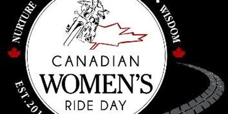 2019 Canadian Women's Ride Day tickets