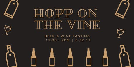 Hopp on the Vine tickets
