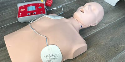 First Aid Basic Life Support & AED use
