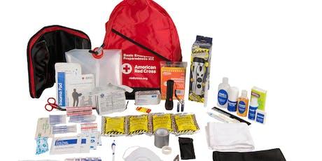 Menlo Park Emergency Preparedness Day tickets