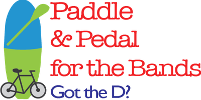 Paddle & Pedal for the Bands: A G6PD Deficiency Awareness Event