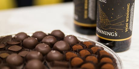 Wine, Chocolate & Cheese Pairing at OCD Chocolate tickets