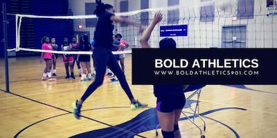Magic City Volleyball Clinic sponsored by BOLD Athletics