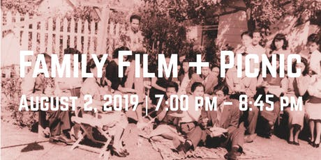 Chinese American Museum Spring/ Summer Program: Family Film + Picnic tickets