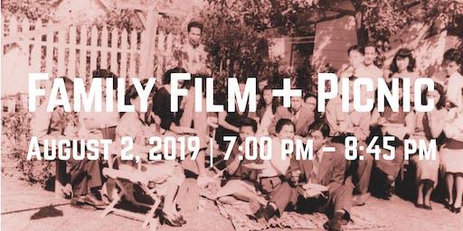 Chinese American Museum Spring/ Summer Program: Family Film + Picnic