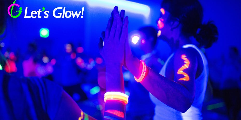 745635839b016 Glow-In-The-Dark Yoga at BURNING BROTHERS BREWING Tickets, Sun, Jun 23,  2019 at 2:00 PM   Eventbrite
